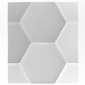 HEXAGON PANEL ŚCIENNY 3D ARTPANEL