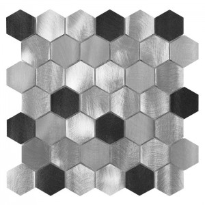 ALLUMI GREY HEXAGON MIX 47